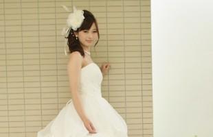 ウエディングドレス プリンセスライン 東京
