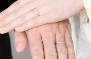 指輪 マリッジリング