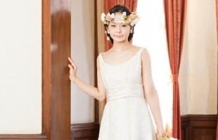 2次会 花嫁 ドレス