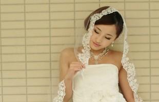 ウエディングドレス 2次会ドレス エンパイア