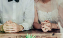 結婚式 二人 ウェディングドレス レンタル