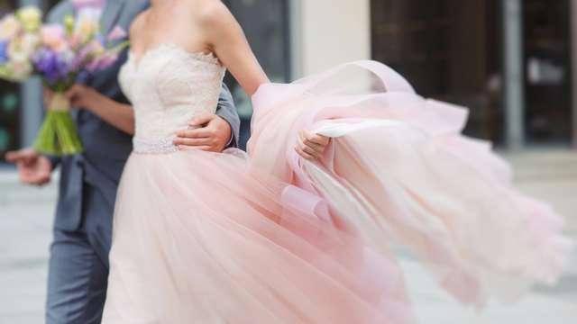 ブライトブルー|福岡ウェディングドレス・カラードレスレンタル
