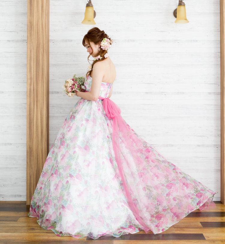 結婚式 ドレス 持ち込み