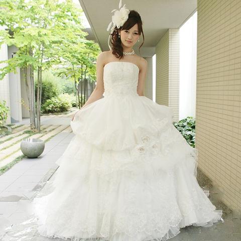 福岡 ウェディングドレス レンタル